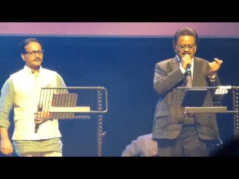 A Tribute to Legend TM Soudarrajan by SP Bala n Charan @ Singapore