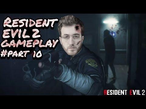 RESIDENT EVIL 2: Remake | Part#10