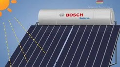 "Bosch Solar Water Heaters 30"" TVC"