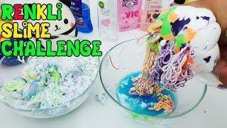 Tıraş Köpüklü Slime Challenge - Çubuktan Ne Çıkarsa Eğlenceli Slime - Vak Vak TV