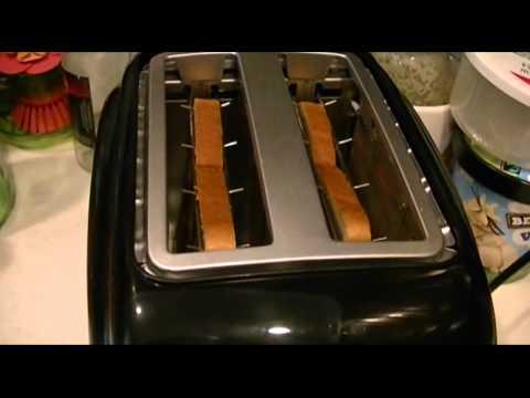 Kitchen Living (Aldi) 2-Slice Toaster Review