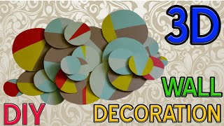 DIY - Awesome and Easy Wall Decorating Idea - HOW TO!