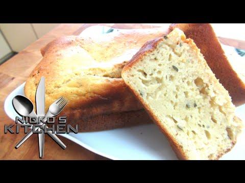Nutmeg & Yoghurt Cake - Video Recipe