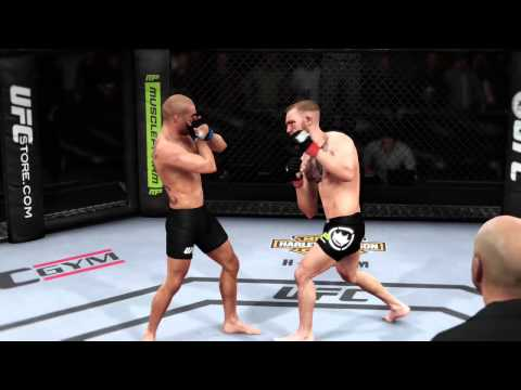 Bloody Elbow#1 McGregor -EA UFC by AFRoO