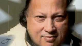 Ustad Nusrat Fateh Ali Khan - Raat Ko Chandni Jab Khil   AsianAirRadio