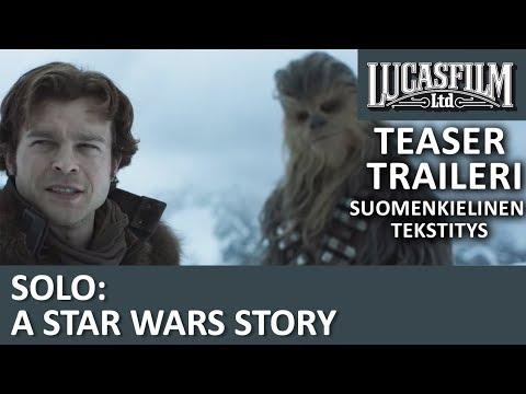 SOLO - virallinen teaser traileri
