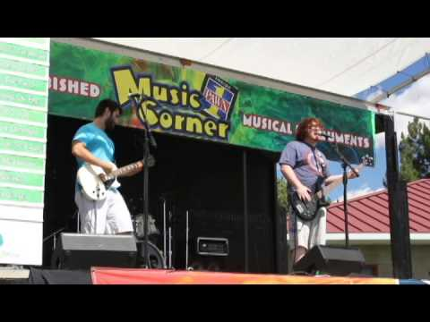 Doc Brown's Time Machine- Boise Music Festival 2014