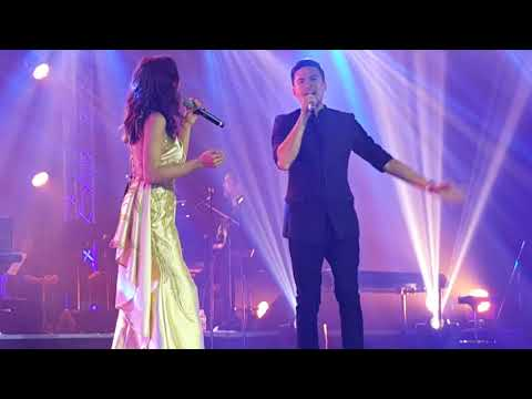 Julie Anne San Jose with Christian Bautista (I Finally Found Someone)