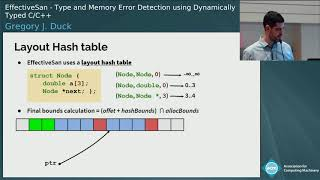 EffectiveSan: Type and Memory Error Detection using Dynamically Typed C/C++