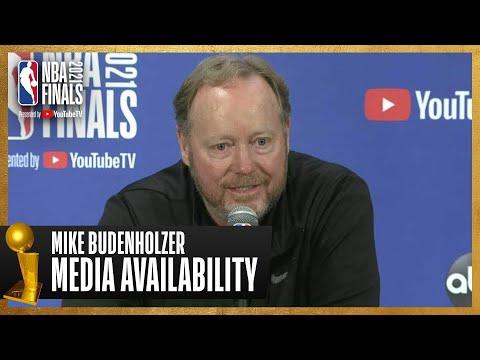 Coach Mike Budenholzer Game 1 Postgame Press Conference | #NBAFinals
