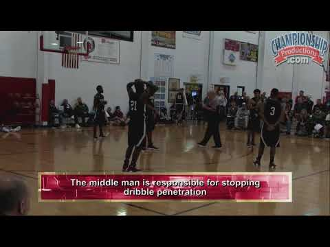 Variations Of The 1-3-1 Zone From Will Rey!