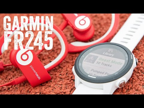 Garmin Forerunner 245 Music GPS Watch In-Depth Review | DC Rainmaker
