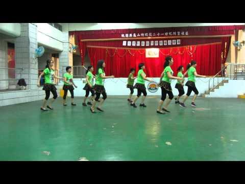 Candy Girl 甜心女孩 - Line Dance