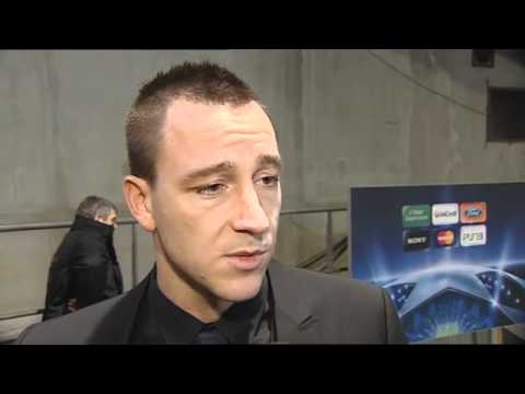 John Terry Post Match Reaction: Marseille