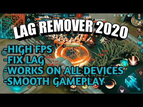 LATEST HOW TO FIX LAG AND FPS DROP 2020 IN MOBILE LEGENDS   ML TRICKS 100% SAFE
