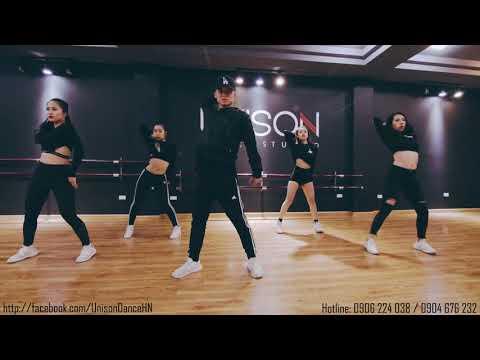 Jazz Funk Dance class by Nguyen Vu Khanh | Unison Dance Studio