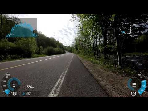 Cycling ART - Mont Tremblant To Lac-Superieur