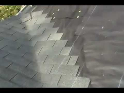 Beautiful How To Roof A House With 3 Tab Shingles   YouTube