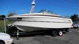 Larson Delta Boat Cabin Cruiser Cuddy Project For Sale