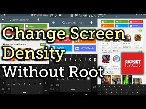 Free Up Screen Space by Changing Your Android's DPI - Without Root [How-To]