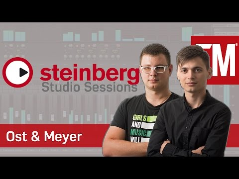 Steinberg Studio Sessions S02EP10 - Ost & Meyer
