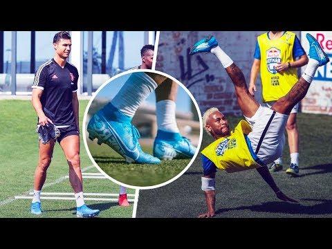 Cristiano Ronaldo And Neymar's New Nike Mercurial Are Amazing - Oh My Goal