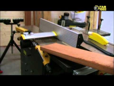combine bois 5 fonctions 3 moteurs independants