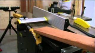 Combiné bois 5 fonctions - 3 moteurs indépendants
