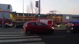 2-es metró baleset után