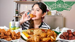 Download Video WINGSTOP MUKBANG! | Shely Che MP3 3GP MP4