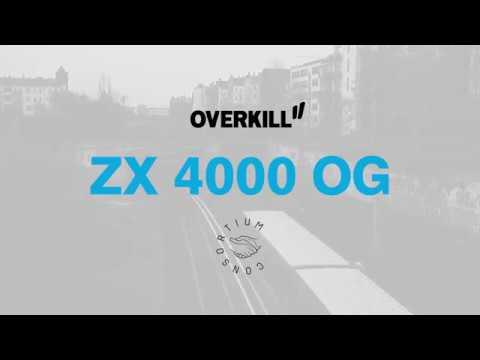 adidas zx 4000 overkill