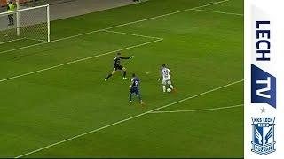 Podbeskidzie - Lech 0:3 (skrót meczu)