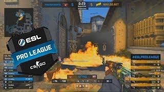 ESL Pro League S8 - NaVi vs Mousesports - Highlights - CS:GO