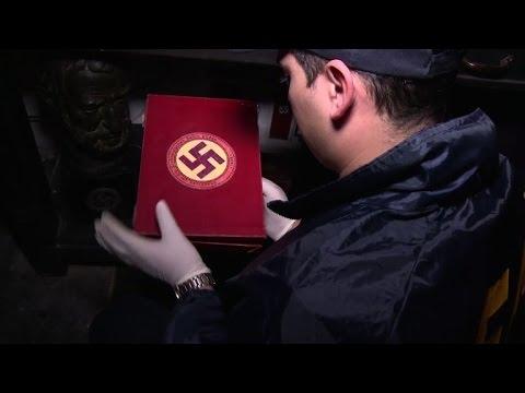 Argentina Seizes Nazi Artifacts