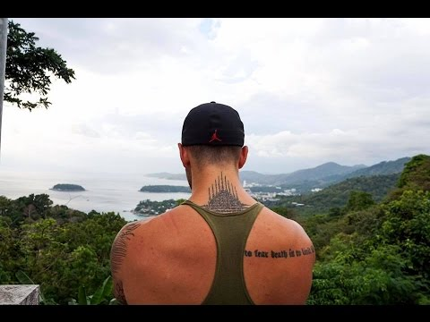 Getting Our First Sak Yant Tattoo in Thailand (GAO YORD)