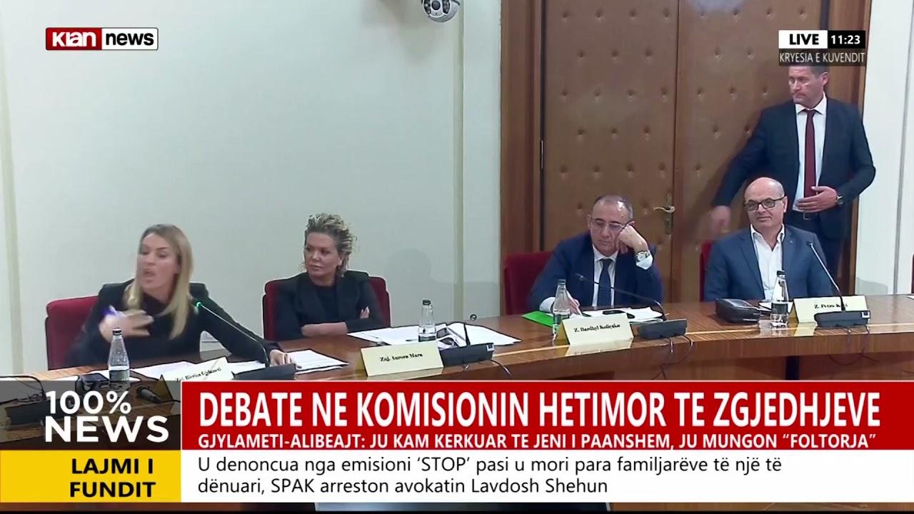 """Download """"Mirë që kemi Salianjin të na tregojë çdo bëjmë"""", Blerina Gjylameti sulmon deputetin e opozitës"""