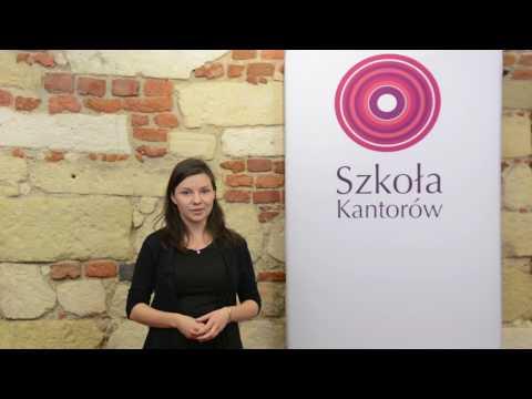 Szkoła Kantorów  Anna Kubik mówi o zajęciach z zasad muzyki