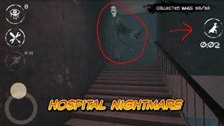 I Dont Need Eyes - Eyes The Horror Game - Nightmare Mode - Hospital Gameplay