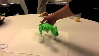 Динозавр Spin Master Zoomer Dino(http://www.detmir.ru/product/index/id/550571/ Zoomer Dino — это эксклюзивная интерактивная игрушка динозавр — робот, которая может..., 2014-10-28T12:50:43.000Z)
