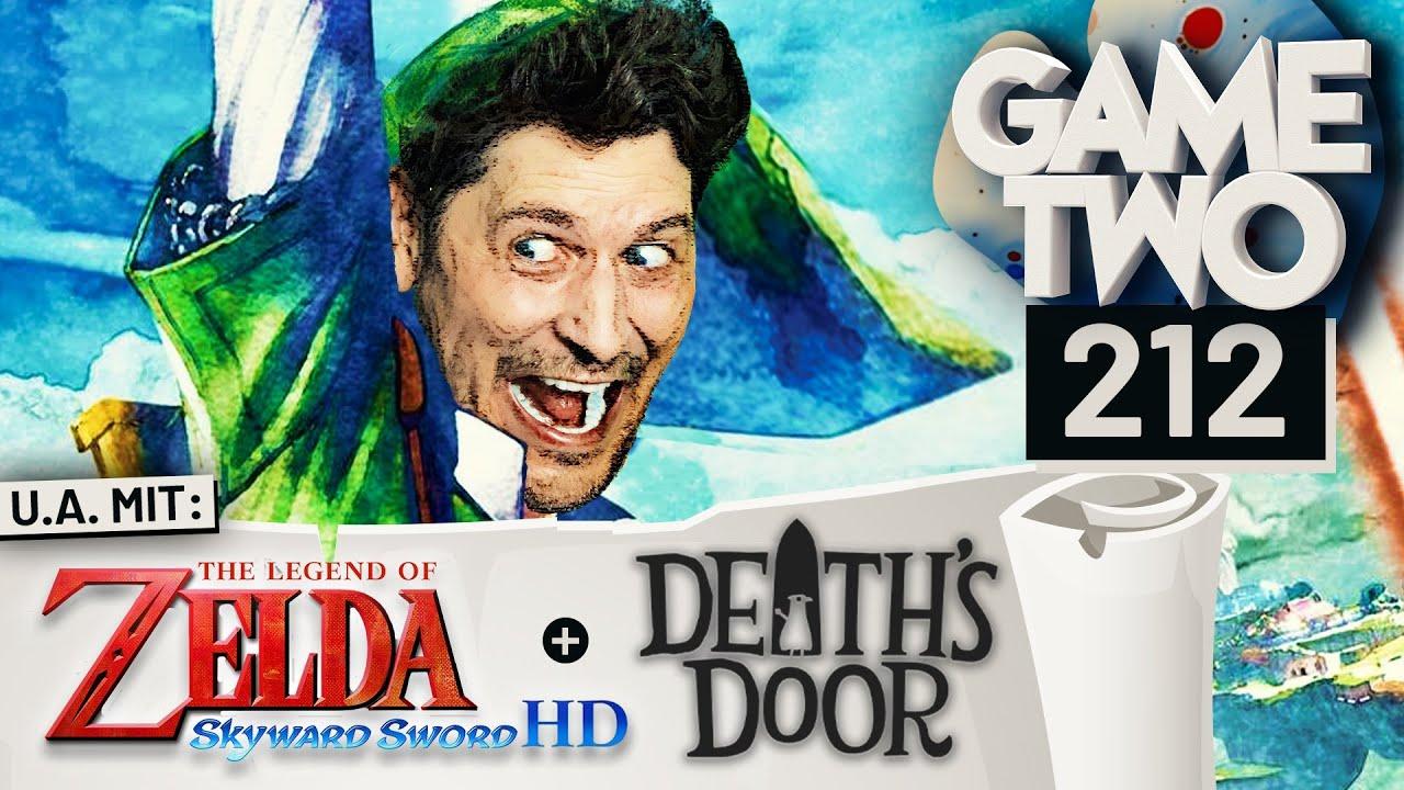 Download Zelda: Skyward Sword HD, Death's Door, New World | Game Two #212
