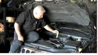 Jeep mysterious coolant leak