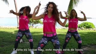 Se Sufre Pero Se Goza Remix (Choreo&Lyrics) Megamix 56 - Maritza/Janettsy/Jessica - Max Pizzolante