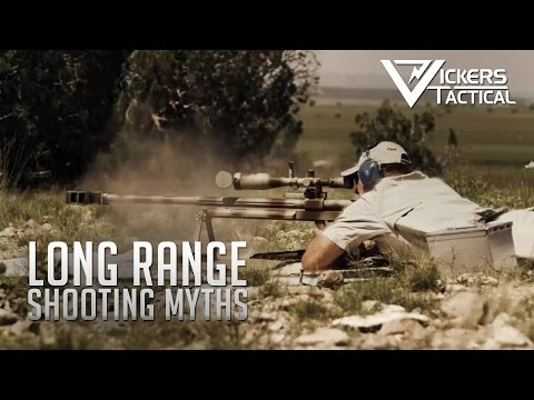 Long Range Shooting Myths