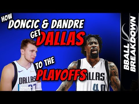 How Doncic & DeAndre Get Dallas To The Playoffs