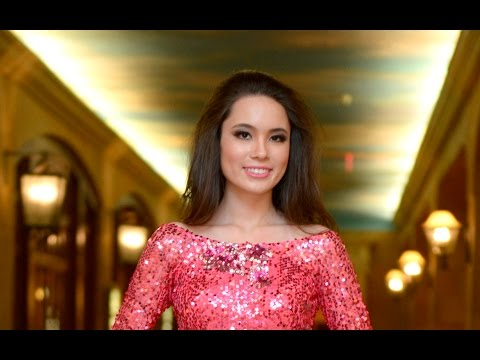 Caesars Atlantic City - Miss Globe Vietnam 2014 - Part 2