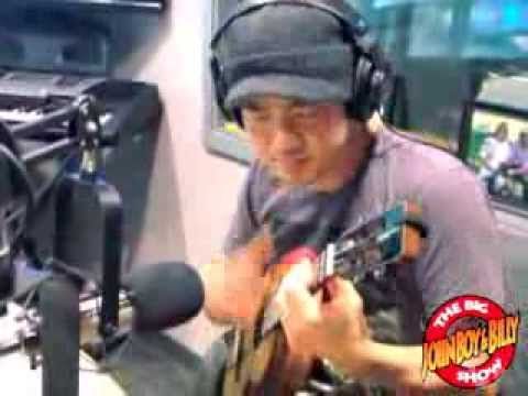 Jake Shimabukuro Live on the John Boy & Billy Big Show