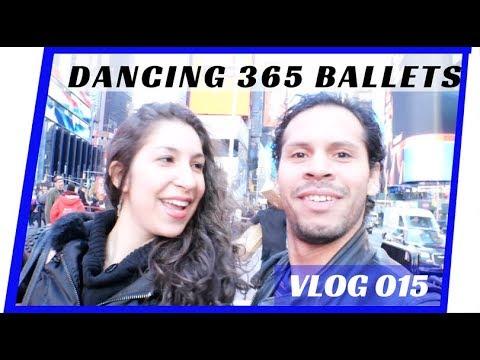Ballet VLOG 015 We are ballet dancer- dancing 365 Ballets