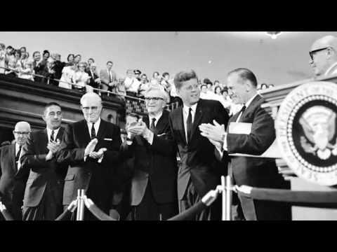 [JFK] John Fitzgerald Kennedy Speaks Out About Mormons