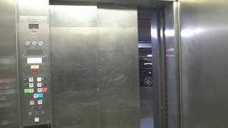 Market City, Sydney - EPL Kone High-Speed Elevator