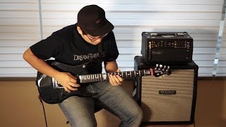 Dream Theater - The Count Of Tuscany guitar cover